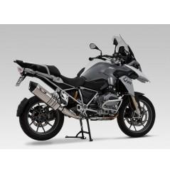 Silencieux moto Yoshimura HeptaForce pour BMW R1200GS (13-16)