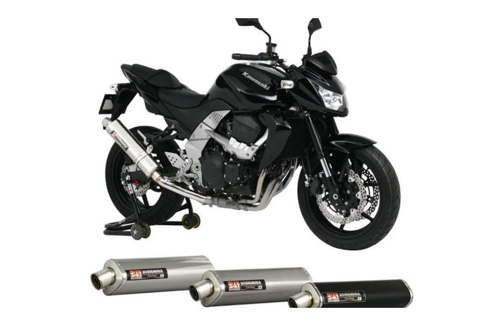 Silencieux moto Yoshimura Tri-Oval pour Z750 et R 07-12