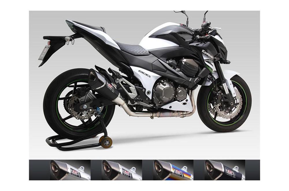 Silencieux Moto Yoshimura R11 pour Z800 de 2013 a 2015