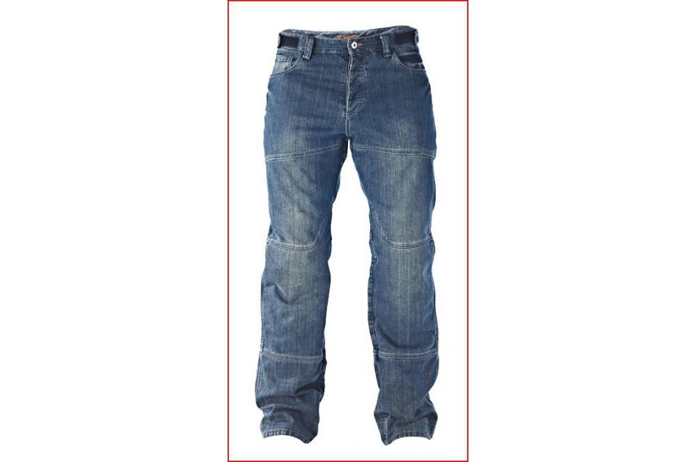Pantalon Jeans Ixon Evil Bleu