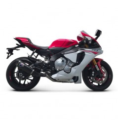 Silencieux moto Termignoni pour Yamaha R1 -  R1M 2015