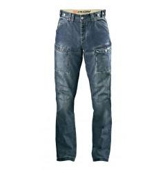 Pantalon Jeans Ixon Sawyer Bleu Délavé