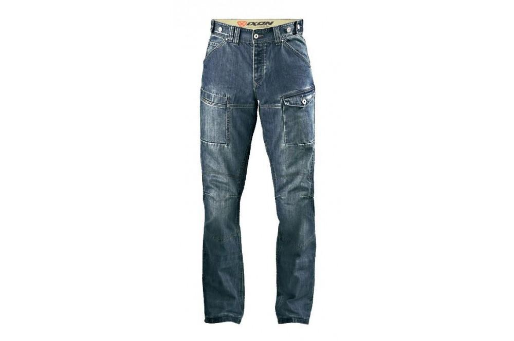 Pantalon Jeans Ixon Sawyer Bleu Délaver
