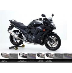 Silencieux moto Yoshimura R77-J pour Bandit 650 (07-16)