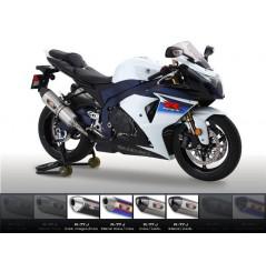 Silencieux moto Yoshimura R77-J pour GSXR1000 (09-11)