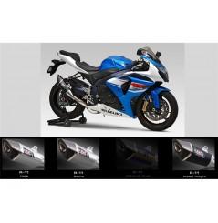 Silencieux Moto Yoshimura R11 pour GSXR1000 (12-16)