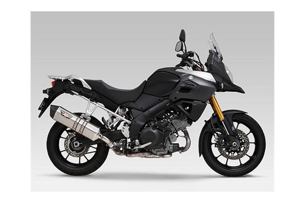 Silencieux moto Yoshimura HeptaForce pour V-Strom 1000 14-15