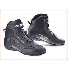 Chaussure Racing Moto Ixon Soldier Noir