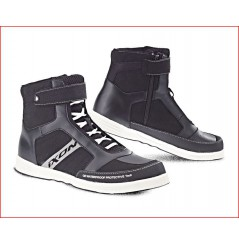 Chaussure Urban Moto Ixon Slack Noir - Blanc
