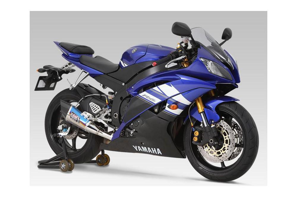 Silencieux Moto Yoshimura R11 pour YZF-R6 (06-15)