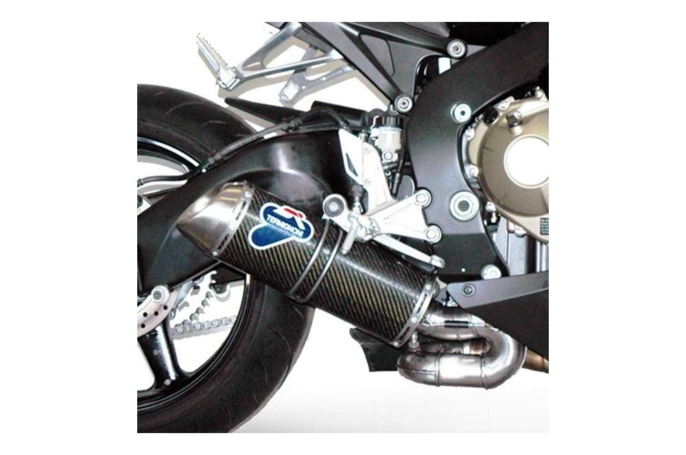 Silencieux moto Termignoni Ovale pour Honda CBR1000RR  (08-12)