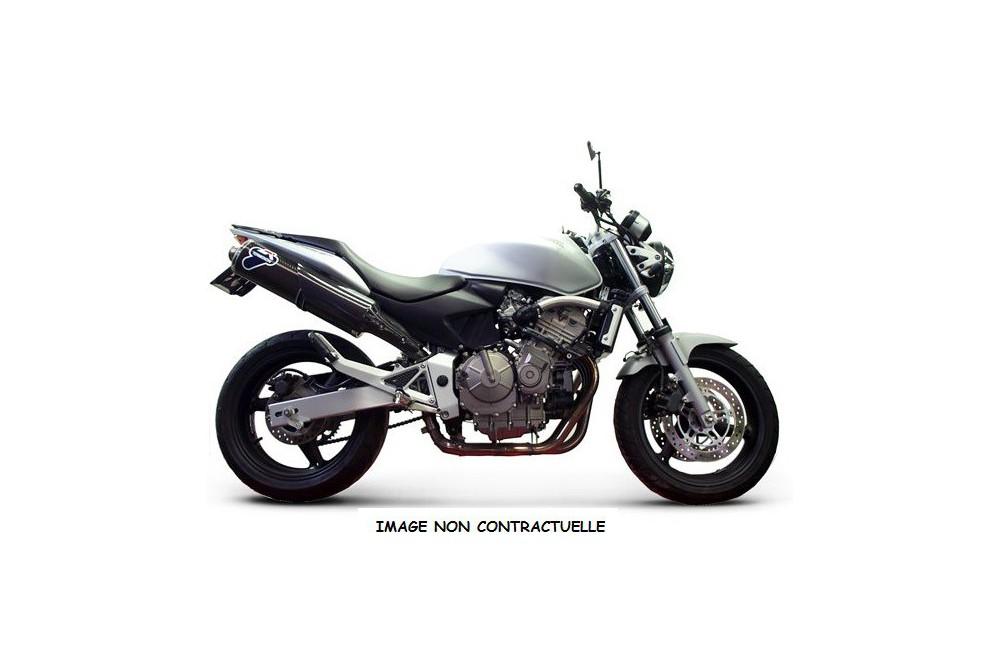 Silencieux moto Termignoni Carbone pour Honda 600 Hornet (03-06)