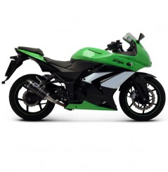Silencieux homologué Termignoni Relevance inox pour Ninja 250R (08 -)