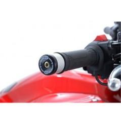 Protection / Embout de guidon R&G pour Crossrunner 800 (15-16)