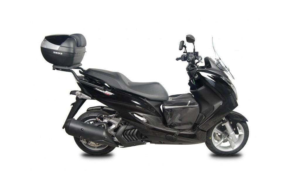 accessoires scooter yamaha 125 majesty yp de 2014 a 2015. Black Bedroom Furniture Sets. Home Design Ideas