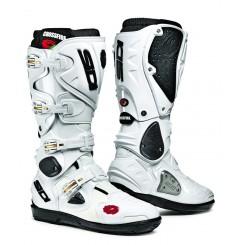 Bottes Moto Cross Sidi CROSSFIRE SRS Blanc / Blanc