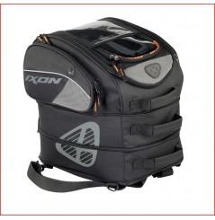 Sacoche Réservoirs Moto Ixon X - Case Noir - Gris