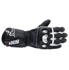 Gants Moto Racing IXS Skywave Noir/Blanc