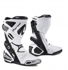 Bottes Moto Racing Forma ICE Pro Flow Blanc