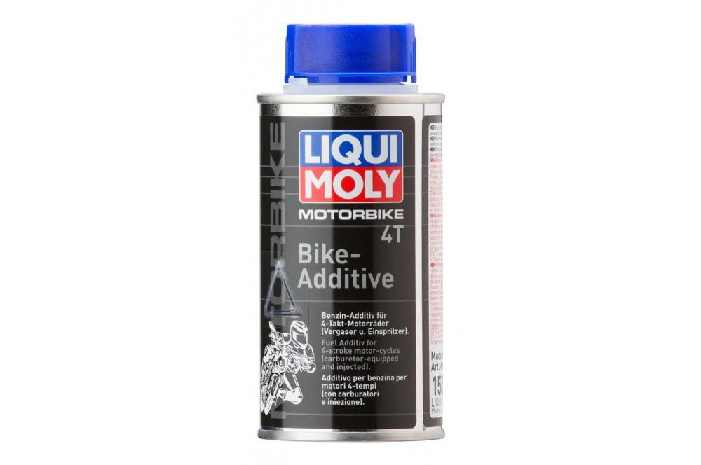 Additif Carburant pour moteurs 4 Tps Liqui Moly