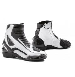 Bottes Moto Forma AXEL Noir - Blanc