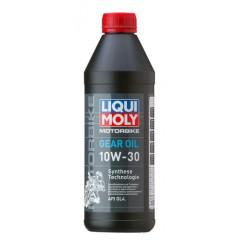 Huile de Boite LIQUI MOLY Motorbike GEAR OIL 10 W-30 Semi Synth. 1L