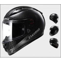 Casque Moto LS2 FF323 ARROW C SOLID Carbone