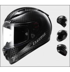 Casque Moto LS2 FF323 ARROW C SOLID Carbone