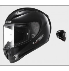 Casque Moto LS2 FF323 ARROW R SOLID Noir