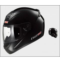 Casque Moto LS2 FF352 ROOKIE SOLID Noir