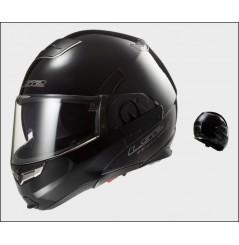 Casque Moto Modulable LS2 FF393 CONVERT SOLID Noir