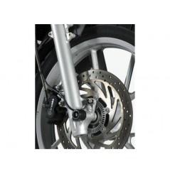 Roulettes de protection de fourche R&G pour BMW F650GS - F700GS (08-16)
