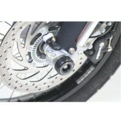 Roulettes de protection de fourche R&G pour BMW G650 X-Challenge - X-Country (07-14)