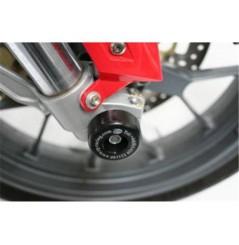 Roulettes de protection de fourche R&G pour BMW G650 X-moto (07-14)