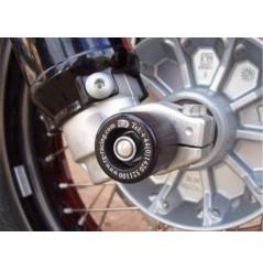 Roulettes de protection de fourche R&G pour BMW HP2 1200 (09-12)