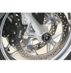 Roulettes de protection de fourche R&G pour BMW K1200 et 1300S - R - GT (06-15)