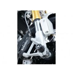 Roulettes de protection de fourche R&G pour BMW Nine-T (14-16)