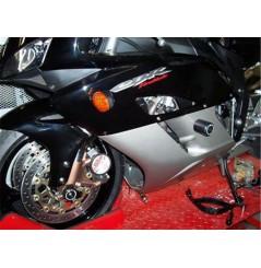 Roulettes de protection de fourche R&G pour Honda CBR900 - 1000RR (00-07)