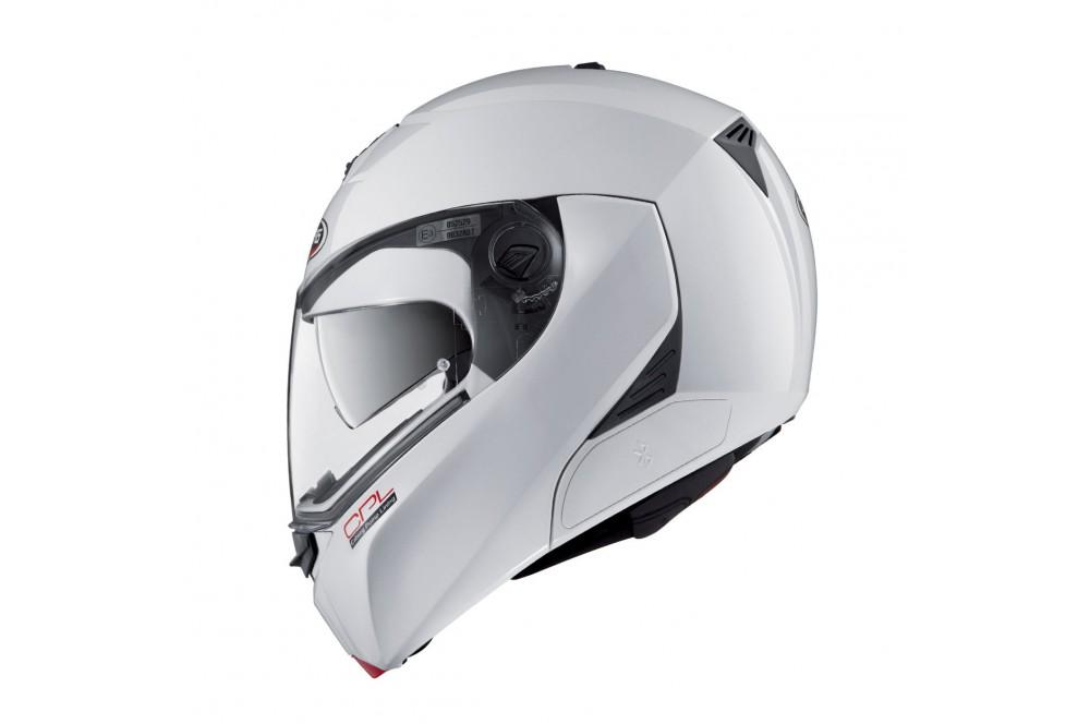 Casque Moto Modulable CABERG MODUS CPL Blanc