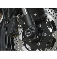 Roulettes de protection de fourche R&G pour Kawasaki Z800 (13-16)