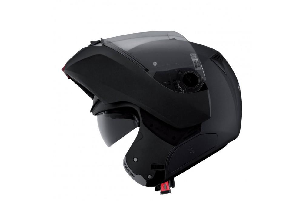 Casque Moto Modulable CABERG MODUS Gris Mat Anthracite
