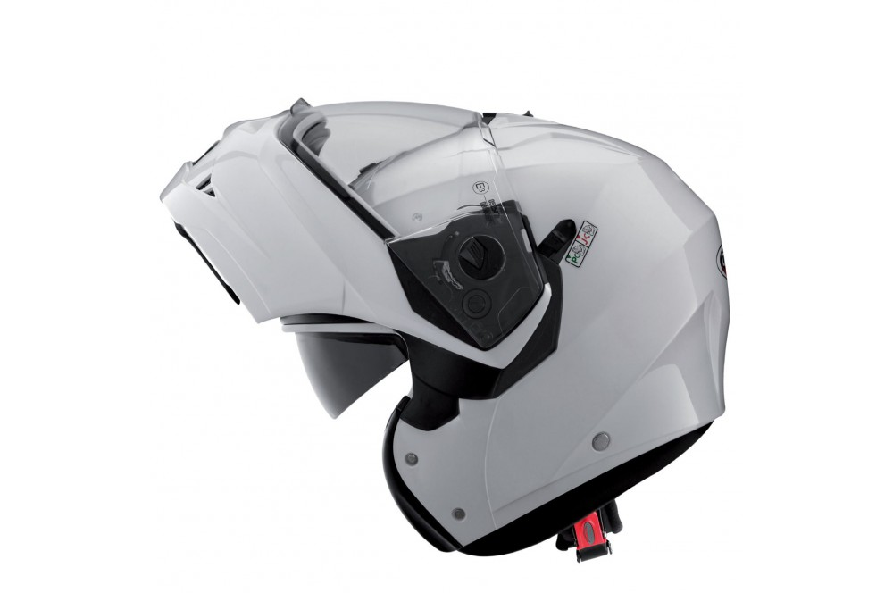 Casque Moto Modulable CABERG DUKE Blanc