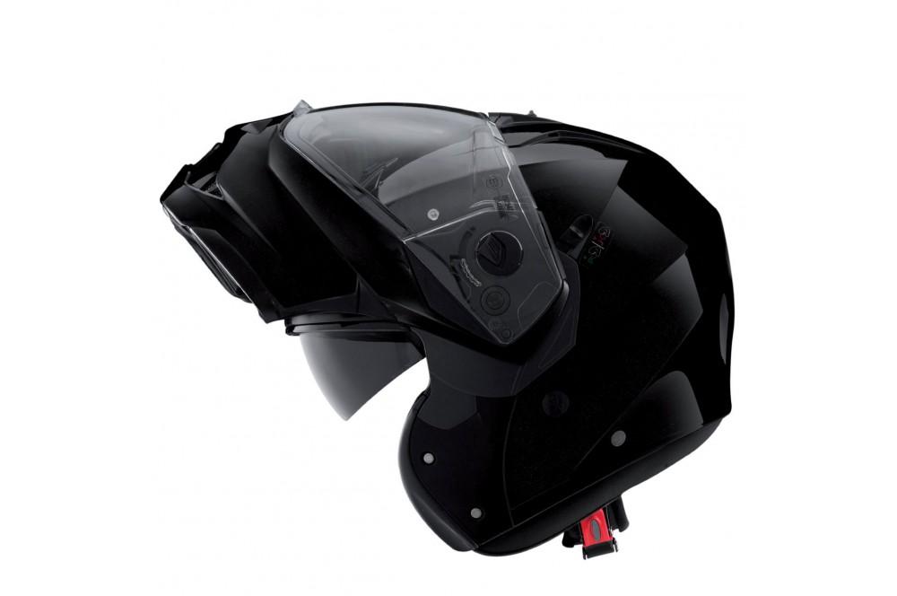 Casque Moto Modulable CABERG DUKE Noir