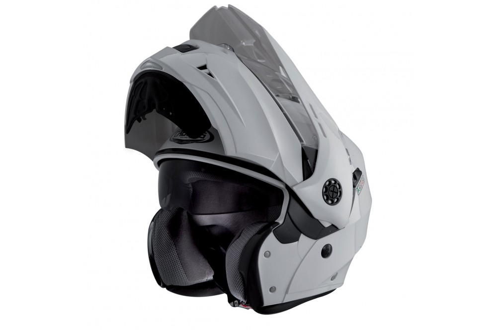 Casque Moto Modulable CABERG TOURMAX Blanc