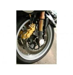 Roulettes de protection de fourche R&G pour GSXR600 - GSXR750 (96-01)