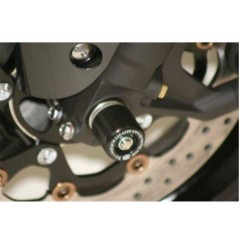 Roulettes de protection de fourche R&G pour GSX1340 Hayabusa et B-King (07-16)