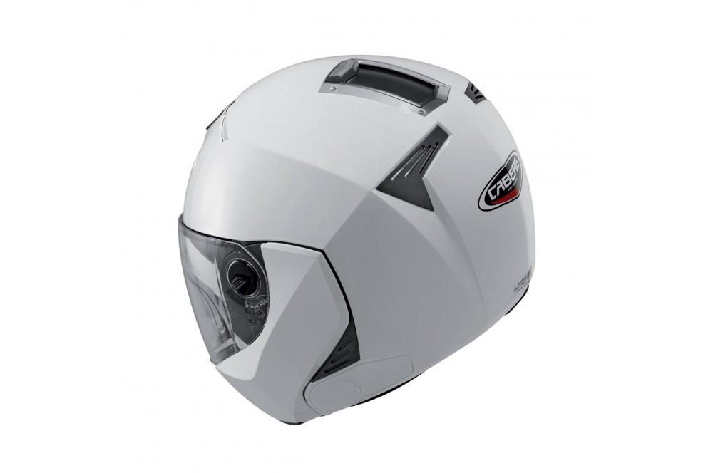 Casque Moto Modulable CABERG SINTESI Blanc
