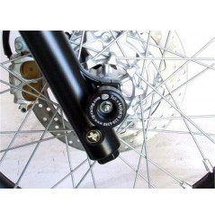 Roulettes de protection de fourche R&G pour Yamaha XT660 (04-16)