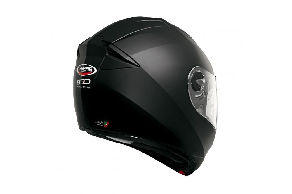 Casque Moto CABERG EGO Noir Mat