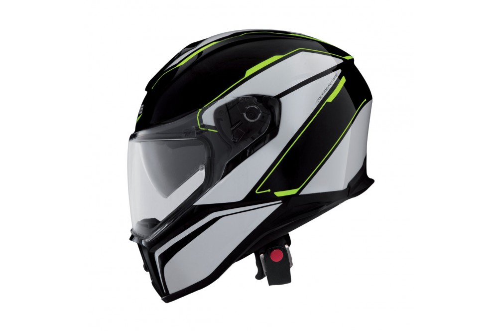 casque moto caberg drift tour noir blanc jaune street moto piece. Black Bedroom Furniture Sets. Home Design Ideas